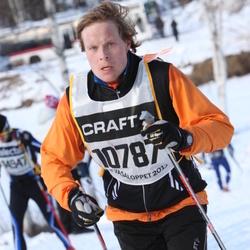 Skiing 90 km - Carl-Fredrik Fock (10787)