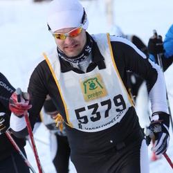 Skiing 90 km - Henrik Svensson (5379)