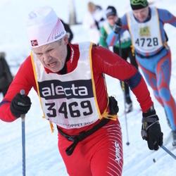 Skiing 90 km - Björn Kåre Gjerde (3469)