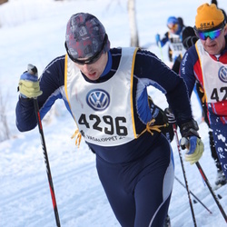 Skiing 90 km - Emil Helldin (4296)