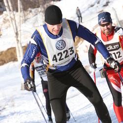 Skiing 90 km - Anders Martin (4223)
