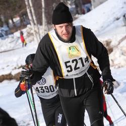Skiing 90 km - Alexander Jansa (5214)