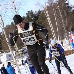 Skiing 90 km - Christer Ström (4549)