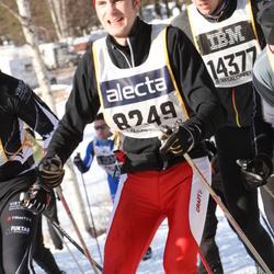 Skiing 90 km - Daniel Einås (8249)