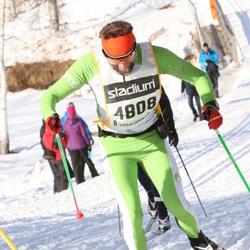 Skiing 90 km - Anders Lindgren (4808)