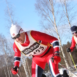 Skiing 90 km - Henrik Ottosson (5423)