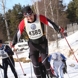 Skiing 90 km - Anders Olausson (4389)