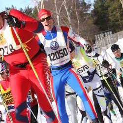 Skiing 90 km - Brian Wicklund (12050)