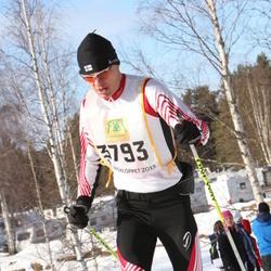 Skiing 90 km - Jari Ruponen (3793)