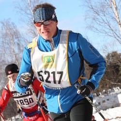 Skiing 90 km - Antti Piippo (5217)