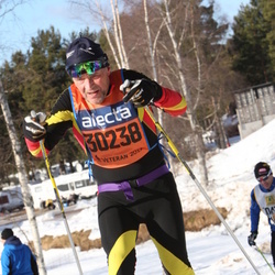 Skiing 90 km - Erkki Saksman (30238)
