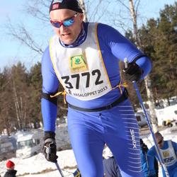 Skiing 90 km - Egil Solstad (3772)