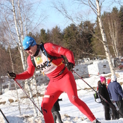 Skiing 90 km - Arild Lote Henden (13442)