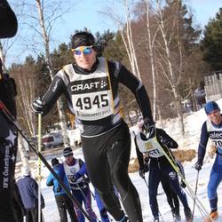 Skiing 90 km - David Nilsson (4945)