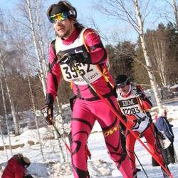 Skiing 90 km - Andreas Ericsson (3962)