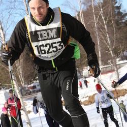 Skiing 90 km - Henrik Söderberg (16253)