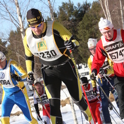 Skiing 90 km - Jan-Erik Svangärd (3230)