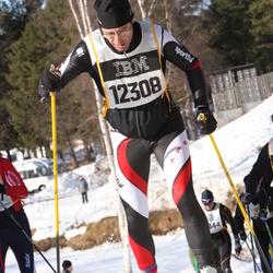 Skiing 90 km - Carlo Cattaruzza Dorigo (12308)