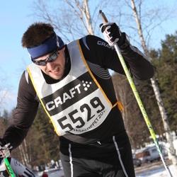 Skiing 90 km - Anders Richardsson (5529)