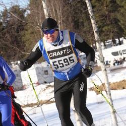 Skiing 90 km - Espen Stigersand Wiik (5595)
