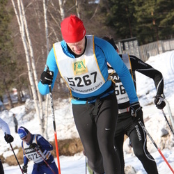 Skiing 90 km - Calle Hjerne (5267)