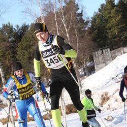 Skiing 90 km - David Ragnarsson (3458), Emelie Johansson (18767)