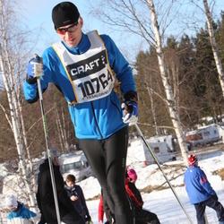 Skiing 90 km - Henrik Tegnér (10764)