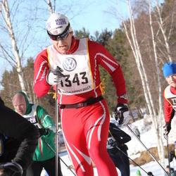 Skiing 90 km - Anders Hagen (4343)