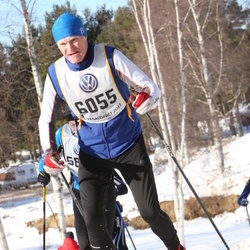 Skiing 90 km - Alfred Duse (6055)