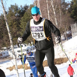 Skiing 90 km - Anders Petersson (5783)