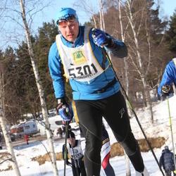 Skiing 90 km - Anders Hammar (5301)