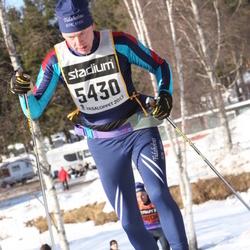 Skiing 90 km - Christer Blomqvist (5430)