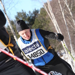 Skiing 90 km - Jarkko Hakanen (14850)