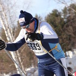 Skiing 90 km - Christer Sålder (5339)