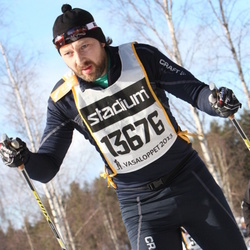 Skiing 90 km - Alexander Gustavsson (13676)