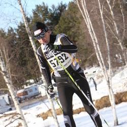 Skiing 90 km - Björn Nordengen (5792)
