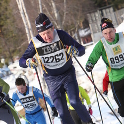 Skiing 90 km - Christer Park (12262)