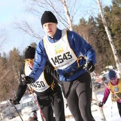 Skiing 90 km - Henrik Kemppainen (14543)
