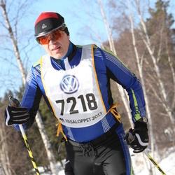 Skiing 90 km - Dimitri Rumak (7218)
