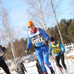 Skiing 90 km - Daniel Eriksson (5637)