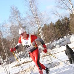 Skiing 90 km - Bo Hansen (5884)