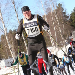 Skiing 90 km - Jan-Anders Willén (7150)