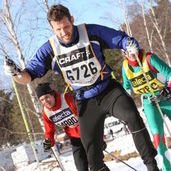 Skiing 90 km - Christofer Höglund (6726)