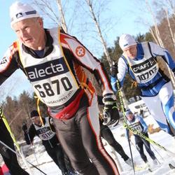 Skiing 90 km - Boris Forsman (6870)
