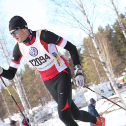 Skiing 90 km - Anders Persson (12094)