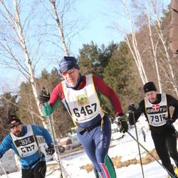 Skiing 90 km - Jan-Erik Janson (6467), Jon Keller Ritz (7917)