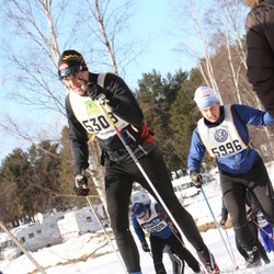 Skiing 90 km - Hugo Brink (5996)