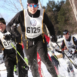 Skiing 90 km - Erik Utas (6125)