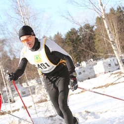 Skiing 90 km - Henrik Semb (6491)