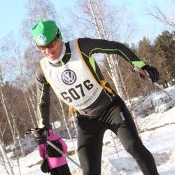 Skiing 90 km - Alberto Pugno Vanoni (6076)